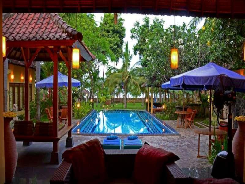 camp Bali nudist