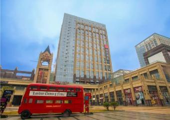 Echarm Hotel Wuhan China Optics Vally Convention & Exhibition Center