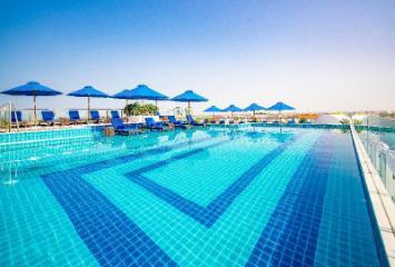 Le Pavillon Hoi Ein Paradies Hotel & Spa