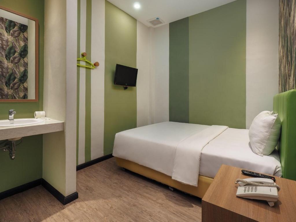 Fasilitas kamar Kama Hotel