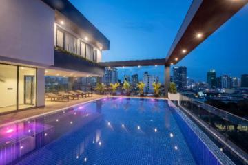 Residence 105 Hotel dan Apartemen