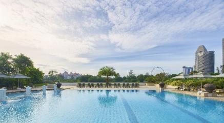 PARKROYAL on Beach Road Σιγκαπούρη (SG Clean Certified)