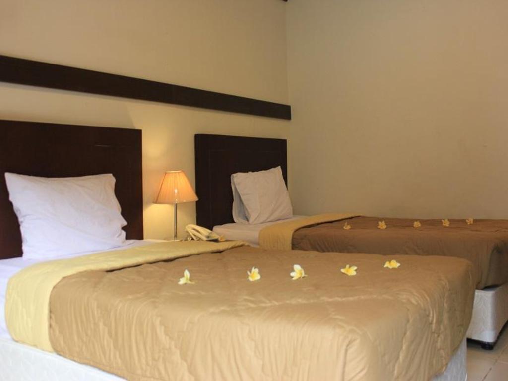 Kamar penginapan di Bumi Cikeas Resort