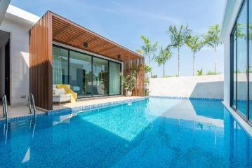 Mövenpick Luxury Villa1F/PrivatePool SHA CERTIFIED