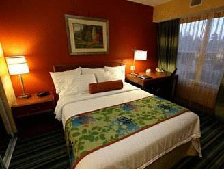 1 Bedroom Suite, 1 Queen, Sofa bed