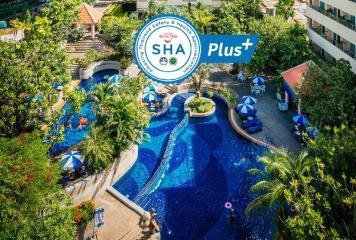 فندق وسبا The Royal Paradise (SHA Plus +)