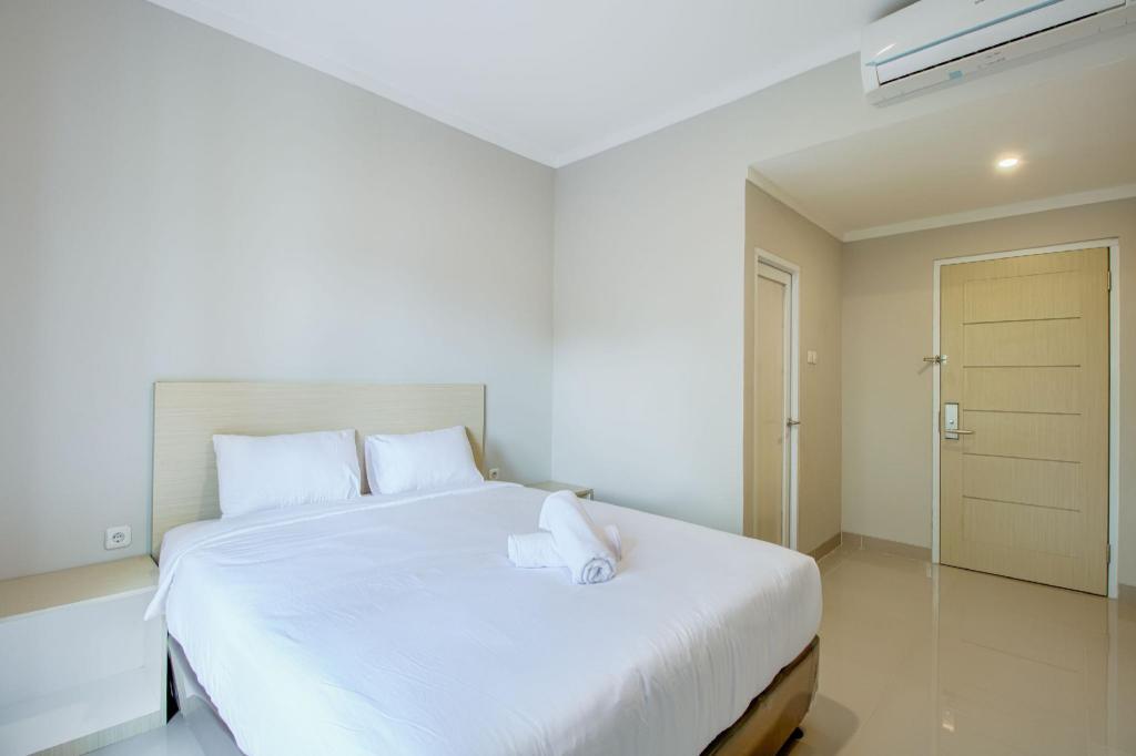 fasilitas kamar De 80's Pondok Labu