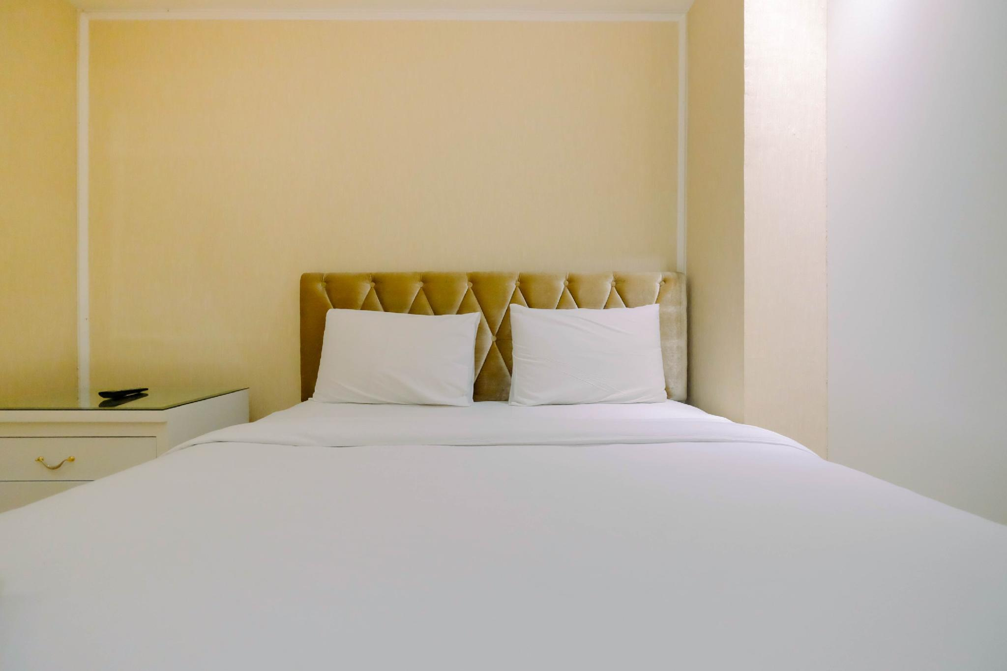 Comfortable 1BR at Casa Grande Apt By Travelio, South Jakarta