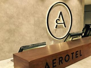 Aerotel Singapore (Transit Hotel στον τερματικό σταθμό 1)