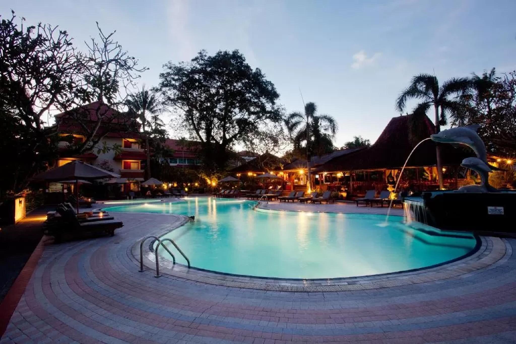 1 BR Family Suite Villa + Breakfast @(72)Legian, Badung