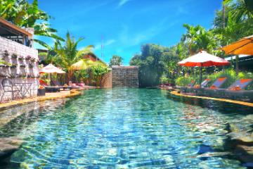 Hotel Central Indochine D'angkor