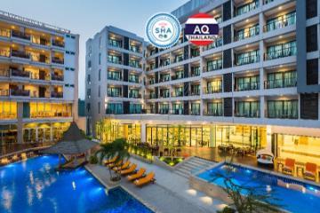 J Inspired Hotel Pattaya (πιστοποιημένο SHA)