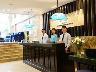 Hôtel et spa Hanoï Emerald Waters