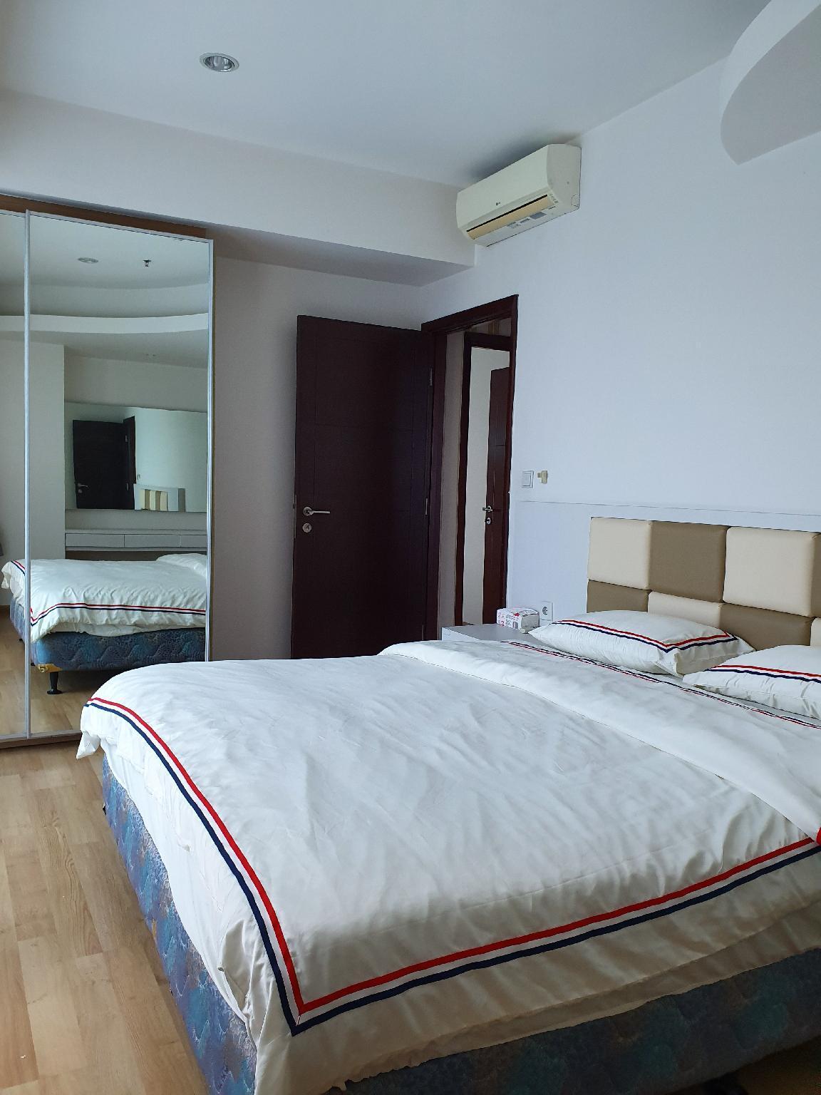 165m/sq, 6 beds, 3 baths at Casa Grande Residence, South Jakarta