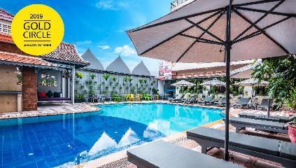 Hotel Memoire Siem Reap