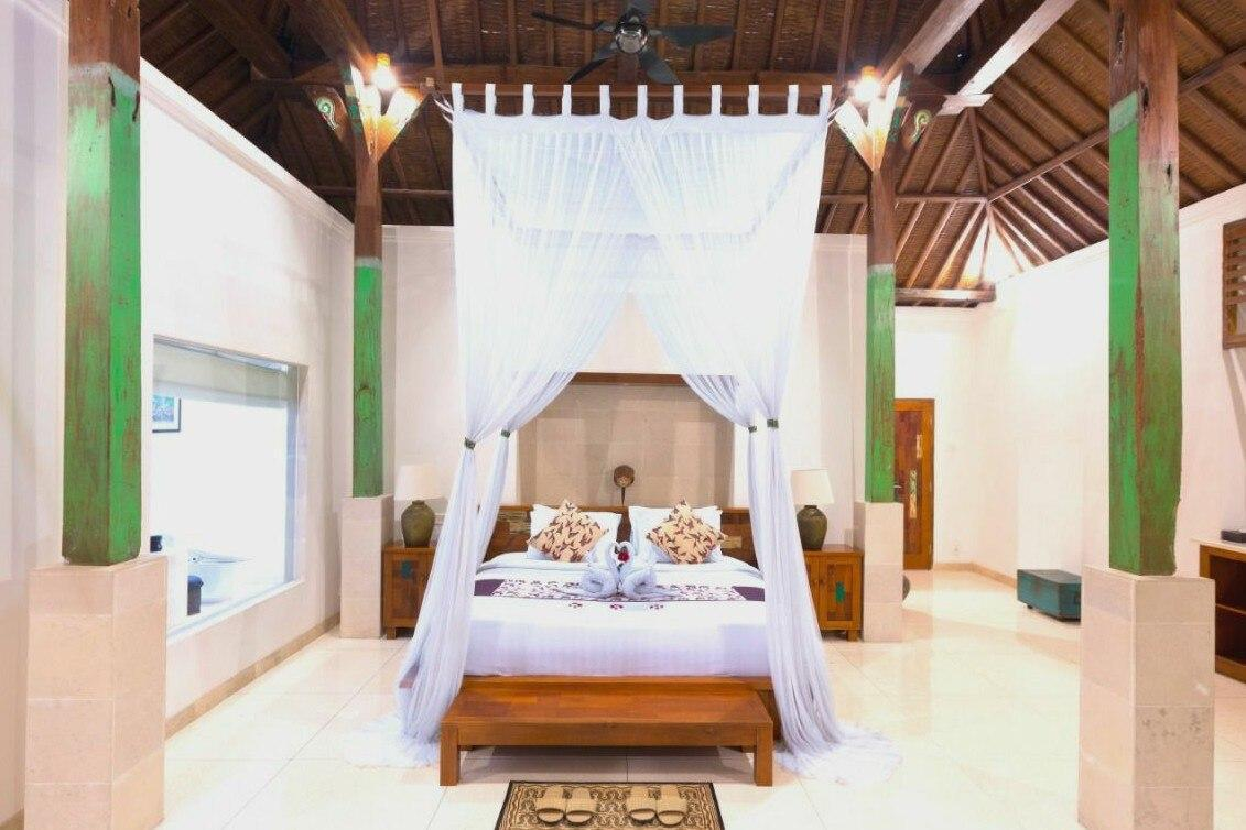 Clasic style 1BR Private Villa in Seminyak, Badung