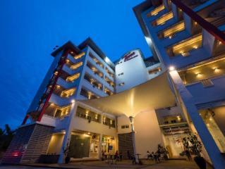 Tune Hotel KLIA Aeropolis (Hotel aeroporto)