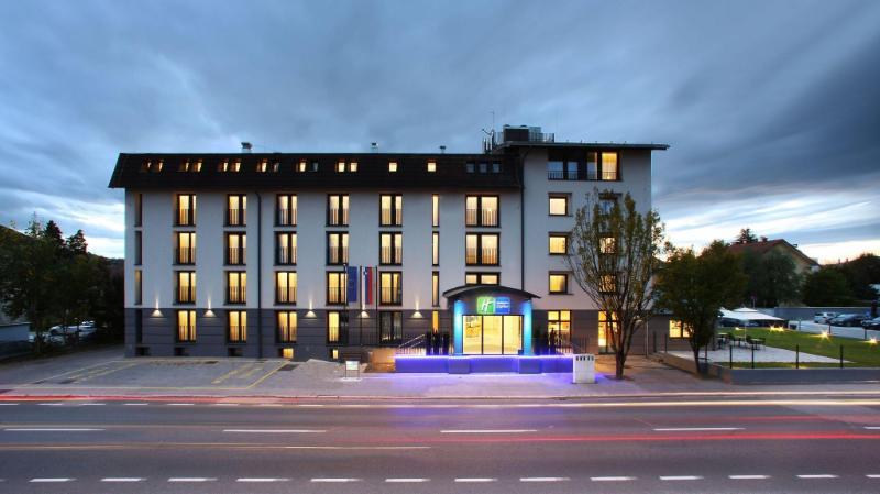 Holiday Inn Express Ljubljana ⭐⭐⭐