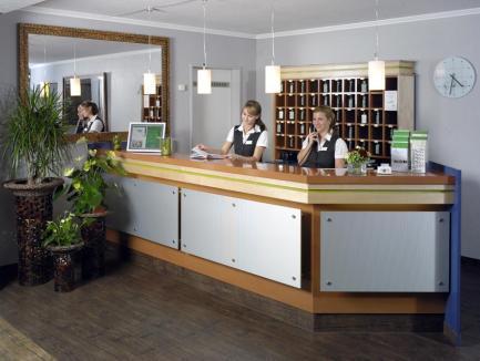 Hotel Dampfmuhle, Wesel
