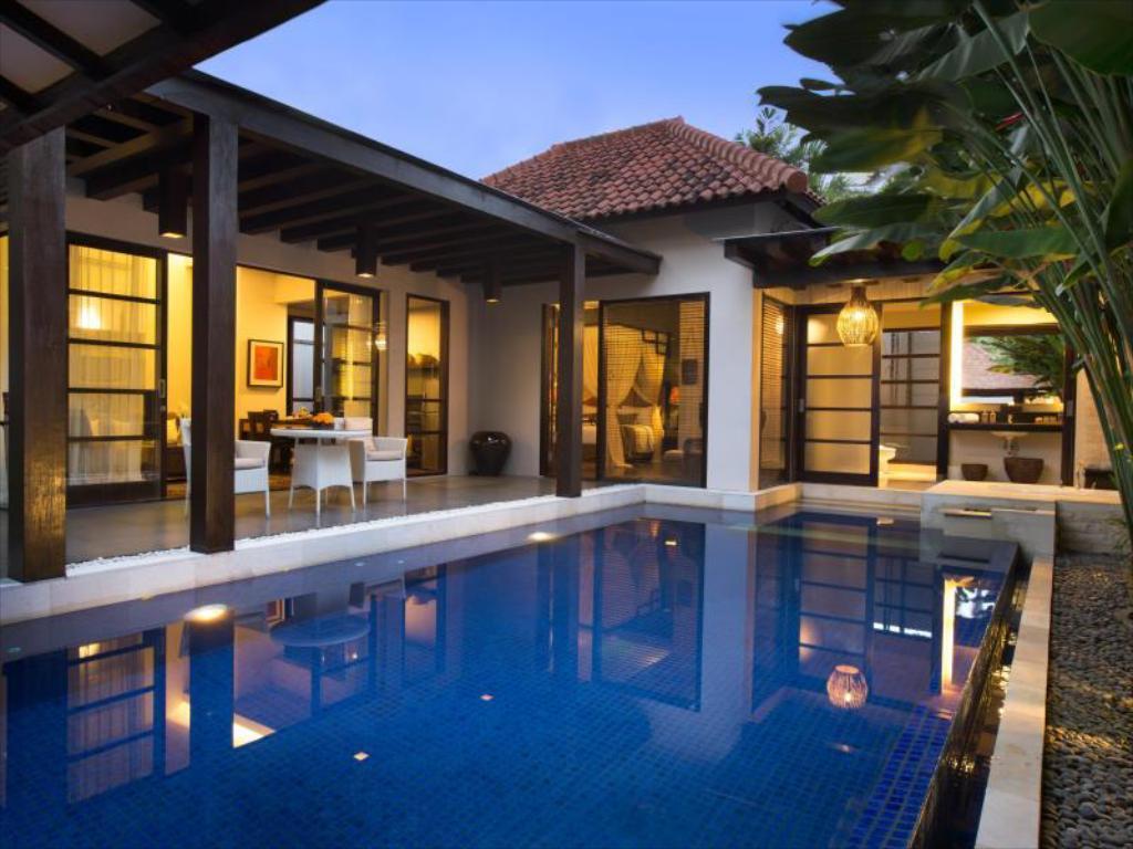 Two BR Deluxe Pool Villa-Breakfast|ADK, Badung