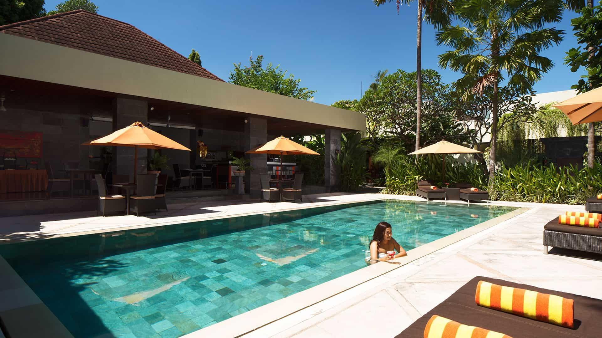 Deluxe 2 BR Villa with Private Pool-Breakfast SIB, Badung