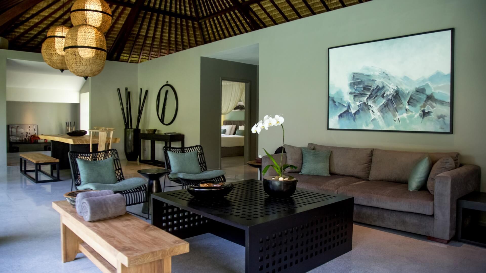 TwoBR Villa-Breakfas TAE, Badung