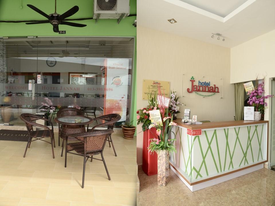 Hotel Jannah, Seberang Perai Utara