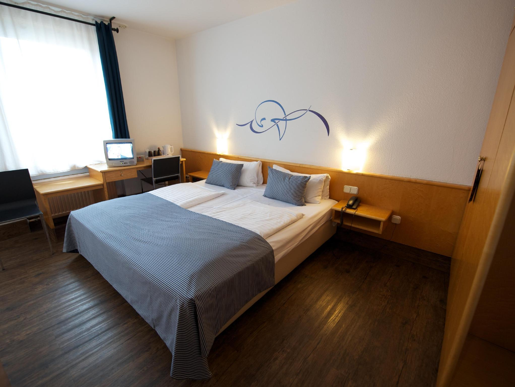 The 4You Hotel / Hostel room