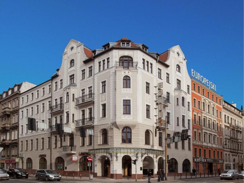 Hotel Europejski ⭐⭐⭐