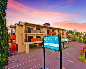 Qualitätshotel Darwin Flughafen