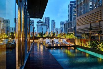 يوتل سنغافورة أورشارد رود (SG Clean Certified)