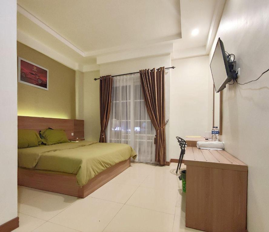 Fasilitas kamar Paya Pasir Hotel