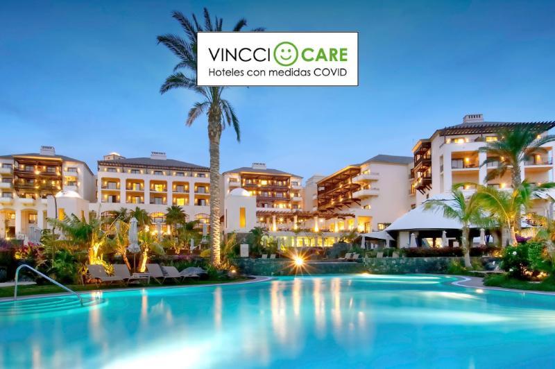 Hotel Vincci Seleccion La Plantacion del Sur ⭐⭐⭐⭐⭐