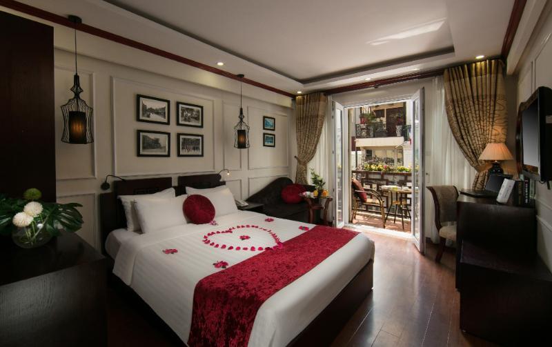 Khách sạn và Spa Hà Nội Paradise