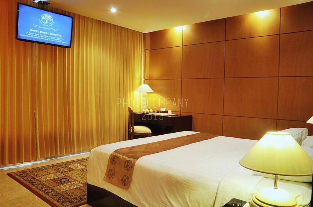 Fasilitas kamar Royal Senyiur Hotel