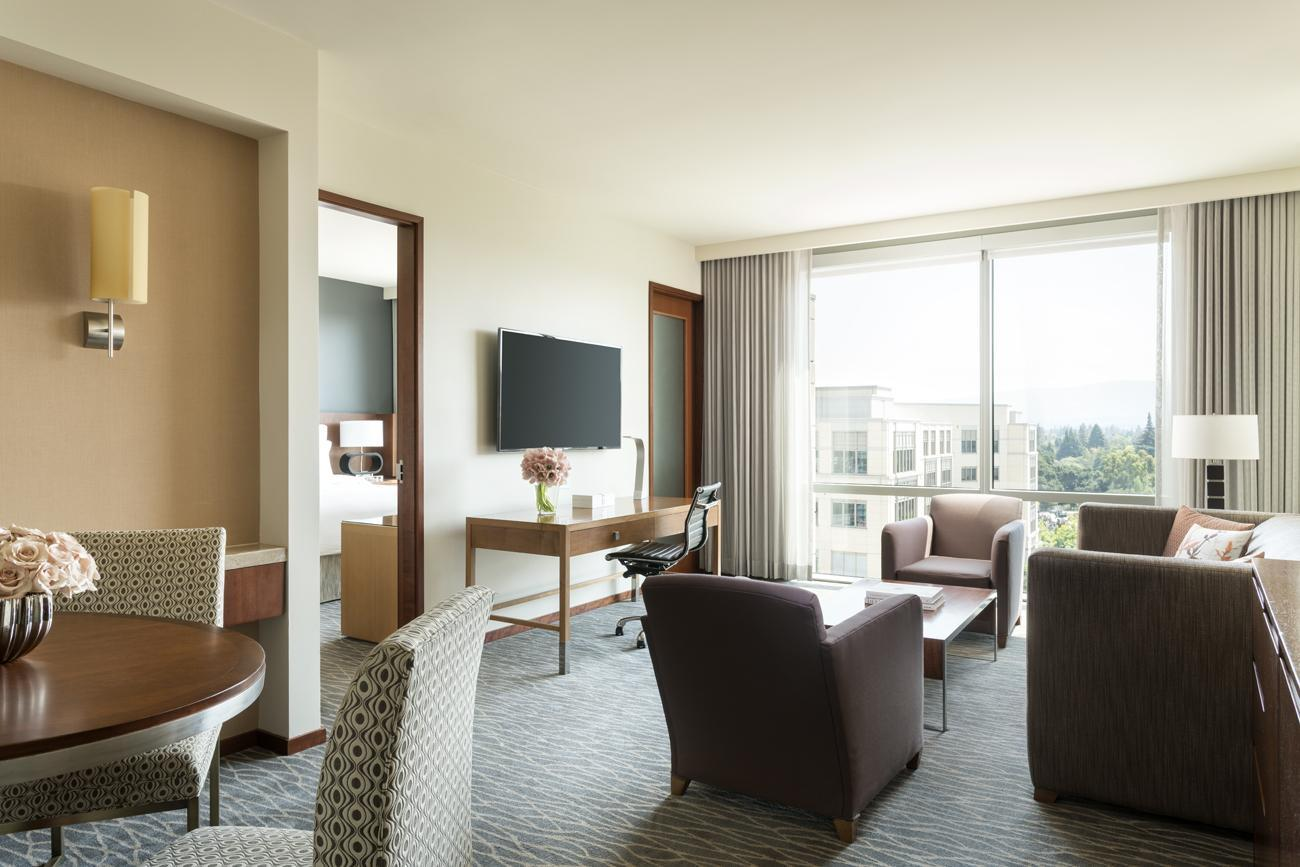 Silicon Valley One Bedroom Suite