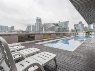 فندق جراند سنترال (معتمد من SG Clean ، Staycation)