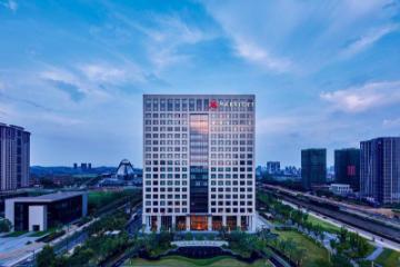 Wuhan Marriott Hotel Optics Valley