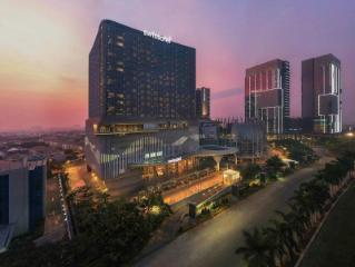 Λεωφόρος Swissotel Jakarta PIK