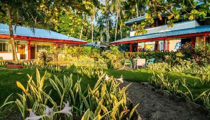 Kurma Yoga Dive and Beach Resort