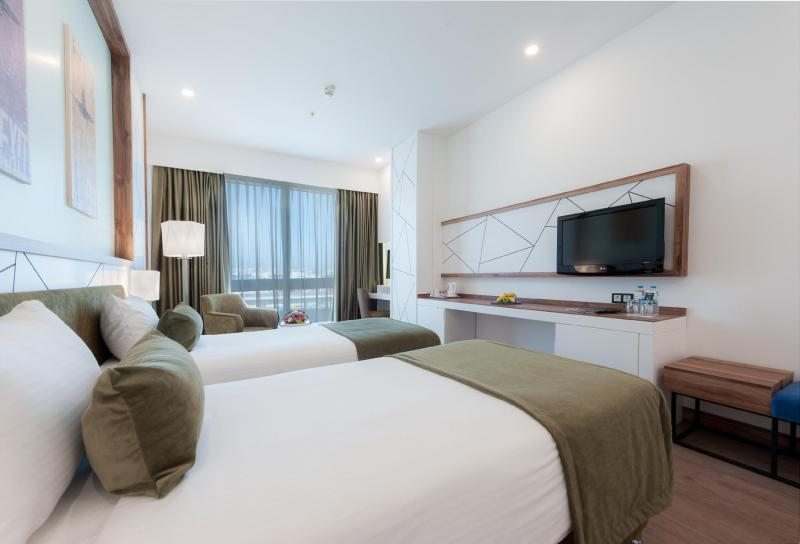 ISG Sabiha Gokcen Airport Hotel ⭐⭐⭐⭐