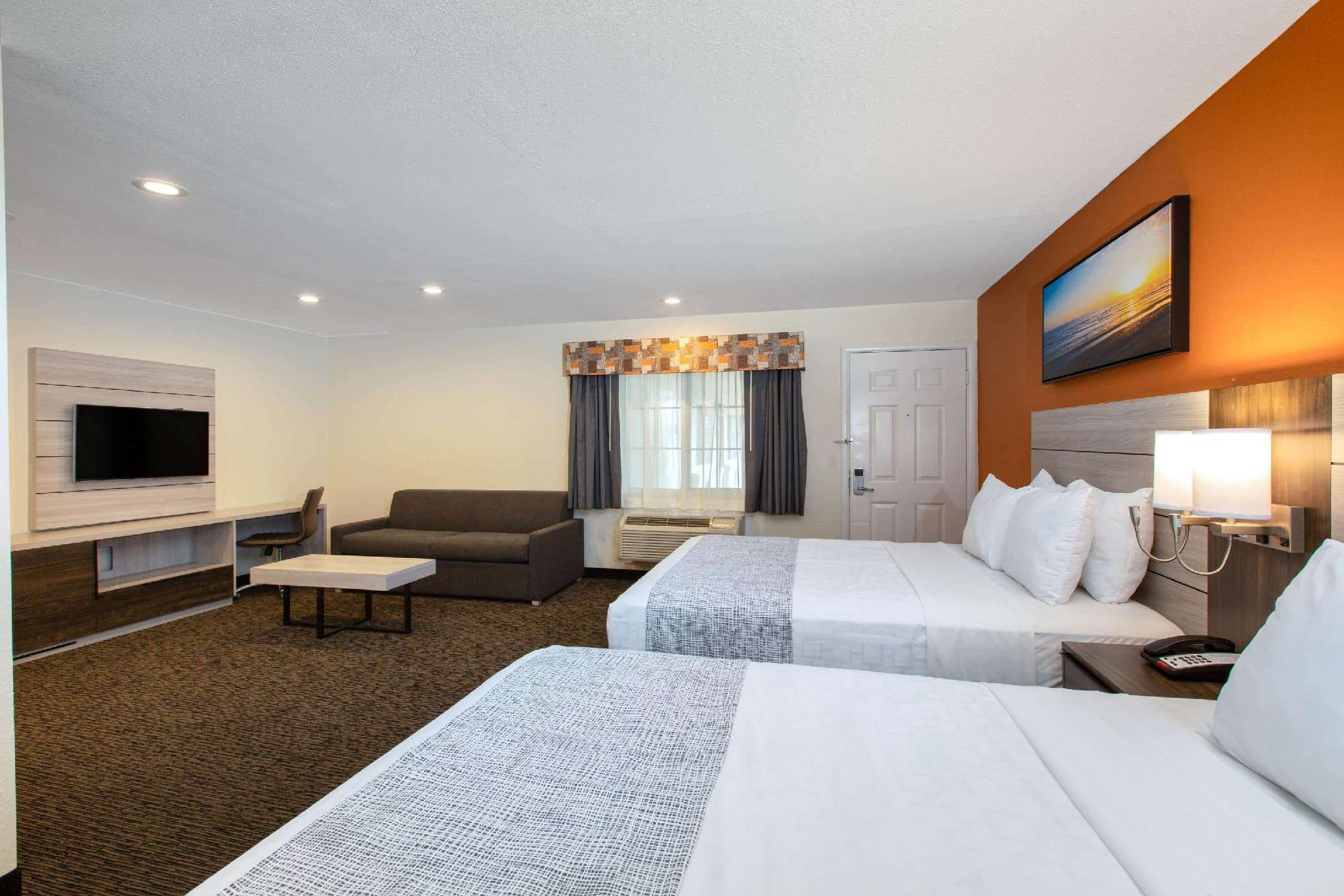 2 Queen Beds, Studio Suite, Non-Smoking