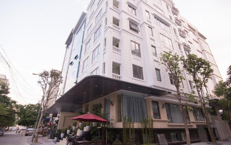 Khách sạn và Căn hộ dịch vụ Poonsa Duy Tân