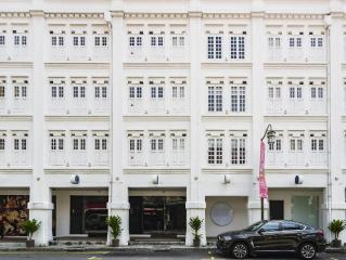 Porcelain Hotel από JL Asia (SG Clean and Staycation Approved)