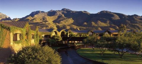 The Lodge στο Ventana Canyon