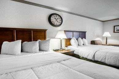 2 Queen Beds, Non-Smoking