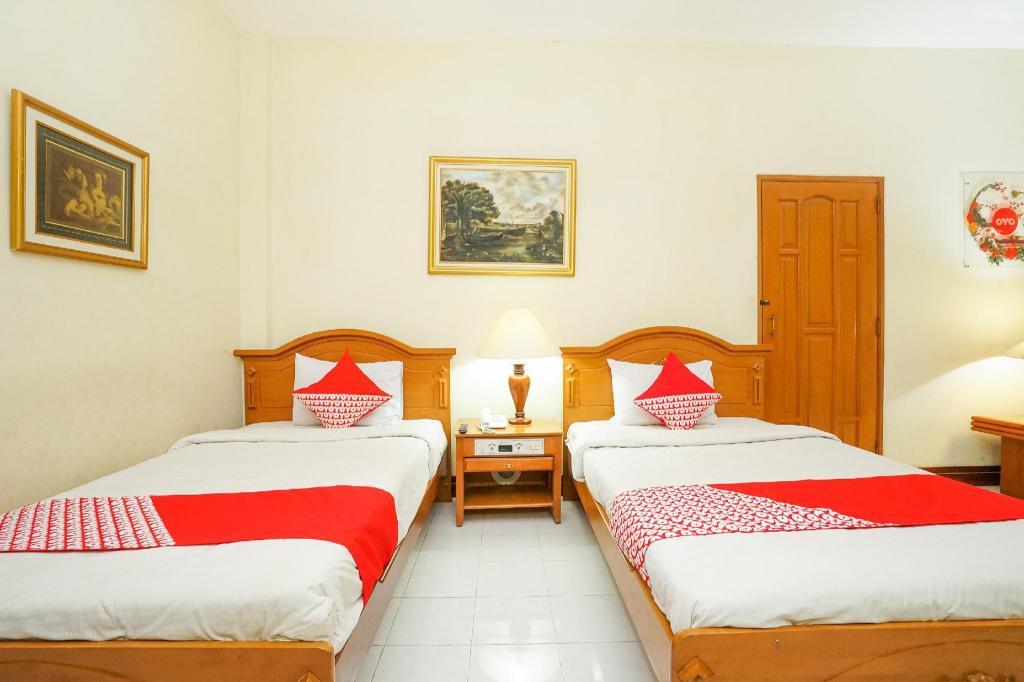 Fasilitas kamar Tretes Raya Hotel