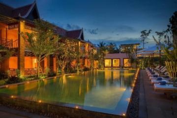 La casa Khmer