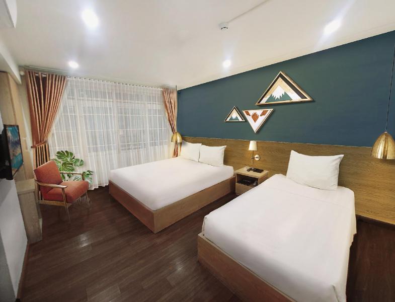 Khách sạn Boutique Hà Nội