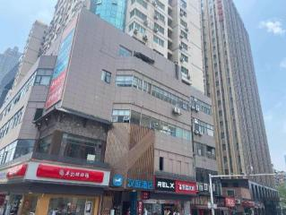 Hanting Hotel Wuhan Chuhe Hanjie Metro Station